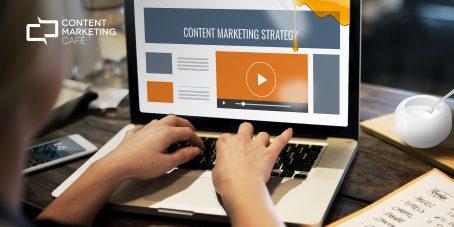 Content marketing café